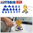 Auto Paintless Dent Repair Dint Hail Damage Remover Puller + 18 Tabs Kit AU SHIP