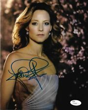 Jodie Foster Autographed Signed 8x10 Photo JSA COA 4
