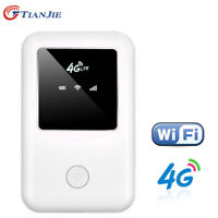 Unlocked Portable 4G LTE Router Dual-Band Mobile Broadband Modem Wifi Hotspot