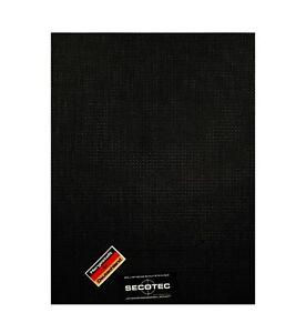 SECOTEC® -ballistische-Einlage f. Rucksackrücken und/oder Aktenkoffer 250x350 61