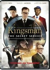 Kingsman: The Secret Service [New DVD] Dolby, Subtitled, Widescreen