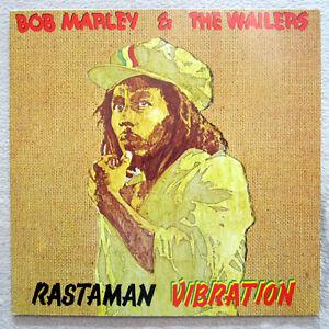 LP / BOB MARLEY & THE WAILERS / 1976 / AUSTRIA PRESSUNG / RARITÄT /