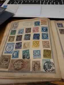 VINTAGE RARE FRANCE  stamps