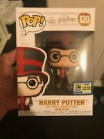 HARRY POTTER #120 POP VINYL LIMITED EDITION SUMMER CONVENTION