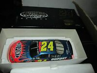 NASCAR JEFF GORDON 1:24 #24 ACTION RACED VERSION DUPONT monte carlo chevy RACING
