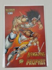 Maximum Press Avengelyne Prophet #2 Comic Book Rob Liefeld