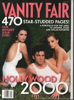Vanity Fair Fashion Magazine April 2000 Annie Lebovitz Herb Ritts 102819AME