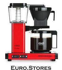 Technivorm Moccamaster KBG741 AO Filter Coffee Maker Brewer Red Genuine NEW