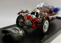 Brumm 1/43 Scale Metal Model - LE4 MORGAN MX-4 SUPER SPORT 1935 BARRELBACK