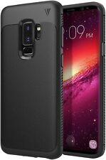 Samsung Galaxy S9 Case Soft TPU Bumper Anti-Scratch Slim Anti Shock Gray Black
