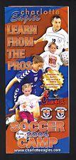 2004 Charlotte Eagles/Lady Eagles Summer Camp Brochure/Schedule