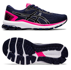 Asics GT-1000 9 Laufschuhe Damen Schuhe 1012A651-400 Blau