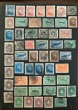 Newfoundland Stamps Damaged Lot