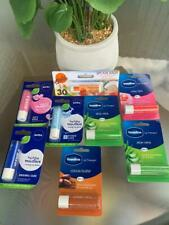 1 X Nivea- Malibu- Vaseline Lip Balms With SPF 15-30 Choose youre favorite!***