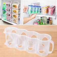 Creative Kitchen Can Beverage Refrigerator Storage Basket Organizer Supplies