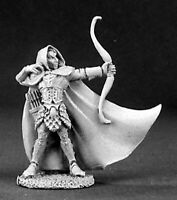 1 x TALATHLAN ARCHEr ELF - DARK HEAVEN LEGENDS REAPER miniature jdr rpg 03198