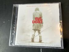 The Evil Dead (Roque Banos) Oop 2013 La-La Land Score Soundtrack Ost Cd Sealed