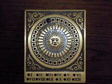 Cadran Solaire Table Top Sundial sonnenuhr Laiton ? Brass ?
