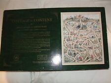 The Cottage of Content or Right Roads & Wrong Ways-The Historical Games Co 1994