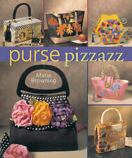 Purse Pizzazz, Browning, Marie, New Book