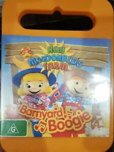 NEW MACDONALD'S FARM BARNYARD BOOGIE RARE DVD CARTOON ANIMATION CULT TV SERIES