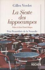 La Sieste Des Hippocampes Gilles Verdet