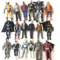 Marvel Universe Legends Dc Comics 2009 Spider-man Batman Bane 3.75'' Figure Toys