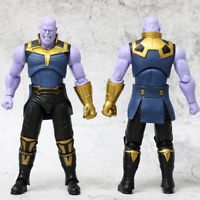 "Thanos Infinity War 7"" Heros Marvel Avengers Endgame Action Figure Toy"