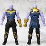 "Avengers Endgame Thanos Infinity War 7"" Marvel Heros Action Figure Toy New Gift"