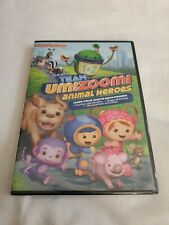 Team Umizoomi: Animal Heroes (DVD, 2013) New