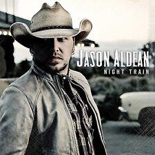 JASON ALDEAN - NIGHT TRAIN  CD NEW+