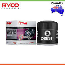 New * RYCO * SynTec Oil Filter For VOLVO S40 S40 1.6L 4CYL Petrol B4164S3