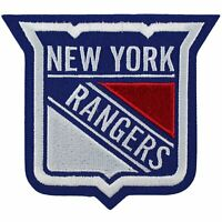 New York Rangers Primary Shield NHL Hockey Team Logo Jersey Patch Emblem