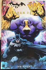 Batman The Maxx:  Arkham Dreams #1 Jim Lee 1:25 VARIANT DC Comics IDW