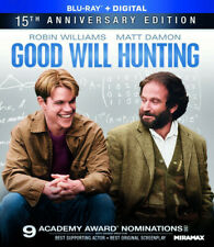Good Will Hunting [New Blu-ray] Amaray Case, Subtitled, Widescreen