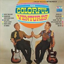 The Colorful Ventures by The Ventures (Vinyl, Feb-2013, Sundazed)
