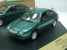WOW EXTREMELY RARE Toyota Corolla VIII E11 G6 Liftback 1998 Green m 1:43 Vitesse