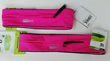 2X Flipbelt Running & Fitness Workout Belt Hot Pink Large - Brand New With Tags