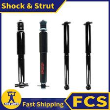 4X FRONT + REAR FCS SHOCKS STRUTS Fits 2007 CHEVROLET EXPRESS 2500 High Quality