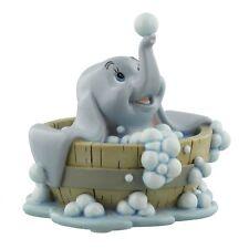 Disney Magical Moments Baby Mine Figurine Dumbo in Bath Tub in Branded Gift Box