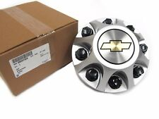 08-10 Chevrolet Silverado 3500 HD Front Wheel Hub Center Cap Dual Steel OEM NEW