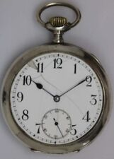OMEGA Open Face Mechanical (Hand-winding) Pocket Watches