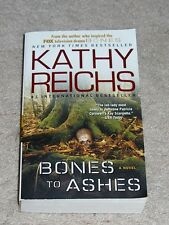 BONES TO ASHES BY Kathy Reichs- PB - SAVE Combine Shipping