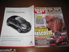 AUTOSPRINT 2009/38=WTCC IMOLA TARQUINI RE=BRIATORE=TEST ALFA MITO MULTIAIR=