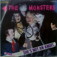 "7"" 1981 RARE! THE MONSTERS : She´s Not An Angel /MINT-"
