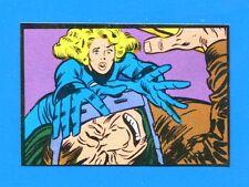 L'UOMO RAGNO E I FANTASTICI 4 - Marvel 1978 - Figurina-Sticker n. 248 -Rec
