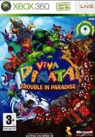 Viva Piñata: Trouble in Paradise (Microsoft Xbox 360, 2008) *COMPLETE*