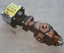"AirTec Rocky FP1421 15B 1/2"" DN15  4 way piston pneu.actuated.valve NEW"
