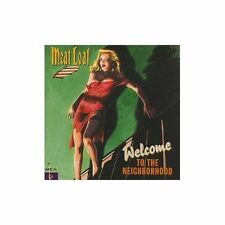 MEAT LOAF - WELCOME TO THE NEIGHBORHOOD CD - (R)