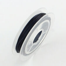 1 x 10m Steel Navy Blue Tiger Tail Beading Wire 0.45mm Craft Jewellery Making